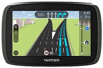 TomTom Start 40 EU GPS Eléments Dédiés à la Navigation Embarquée Europe Fixe, 16:9