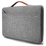 Tomtoc 14 inch Laptop Sleeve Handle Zipper Case Compatible with 15