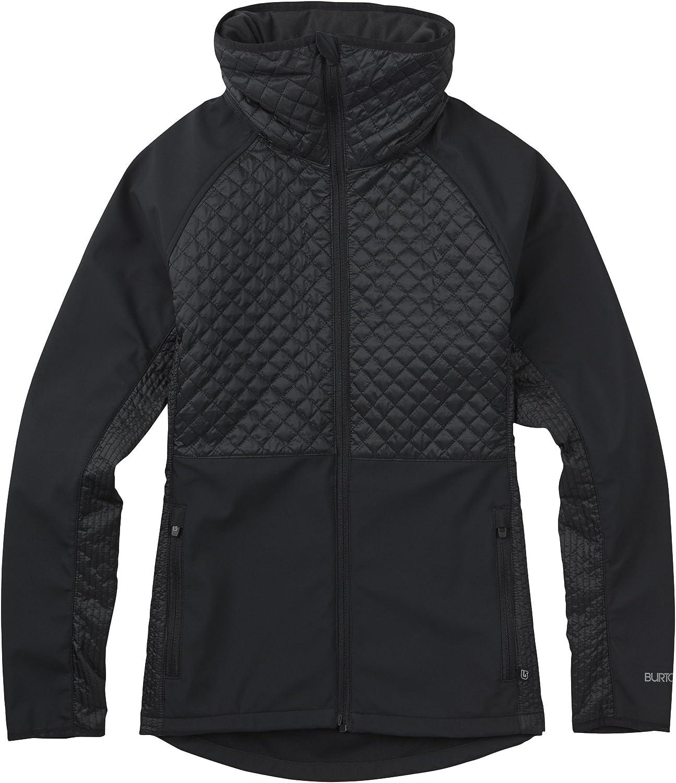 Burton Damen Softshell Jacke WB Concept Short Sleeve