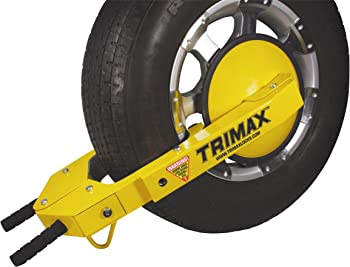 Trimax TWL100 Ultra Max Wheel Lock