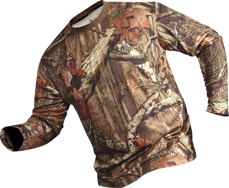 все цены на Rocky Men's Silent Hunter Long Sleeve Performance Shirt онлайн