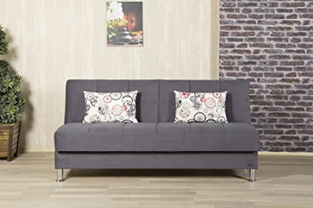Eco Plus Sofa Bed | Truva Gray