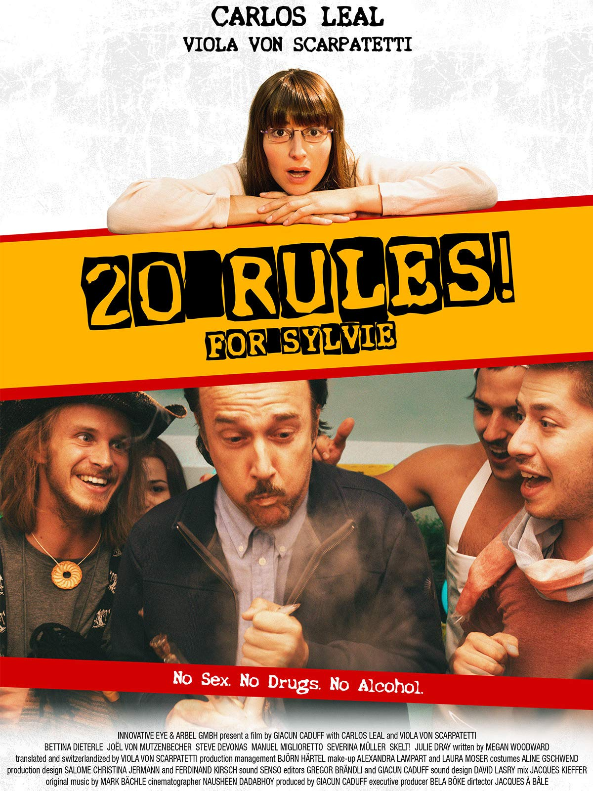 20 Rules For Sylvie