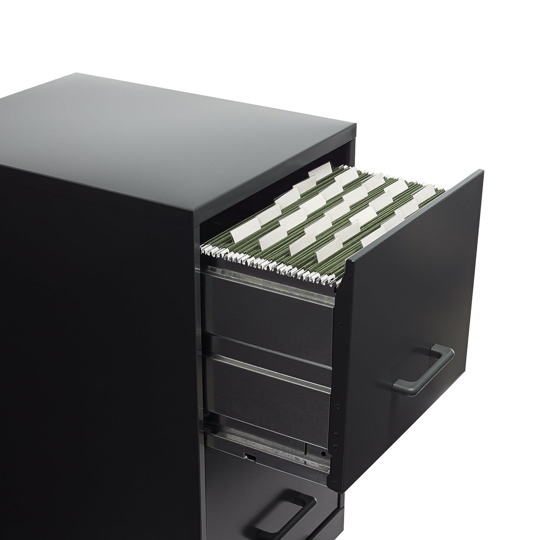 hanging file storage organizer folders holder paper office letter size 25 pack ebay. Black Bedroom Furniture Sets. Home Design Ideas