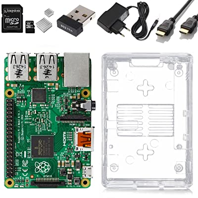 Media center raspberry pi kit