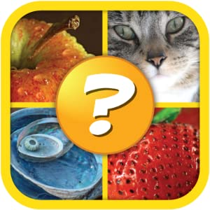 4 Pics 1 Word Puzzle: What's That Word? by Maribou Inc.
