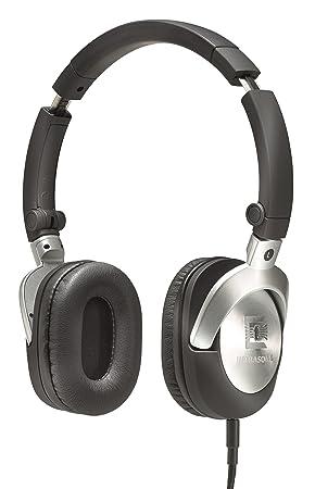 Casque audio ultrasone go noir/argent