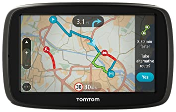 TomTom GO 60 GPS 5 inch WE Map