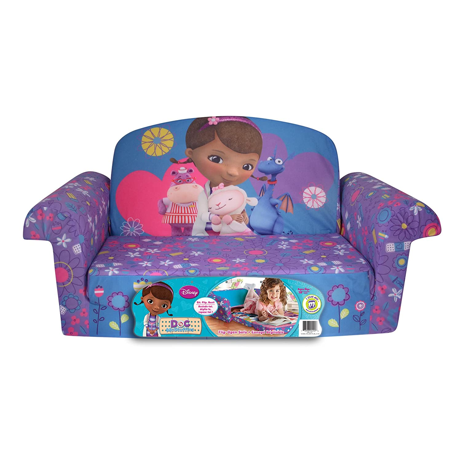 Fun sofa beds for kids and teens christmas gifts for everyone Toddler flip out sofa couch bed