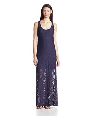 Laundry by Design Women's Lace Maxi Dress
