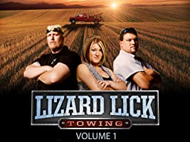 Lizard Lick Towing Season 1