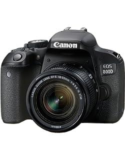 Spiegelreflexkamera Canon EOS 800D SLR-Digitalkamera