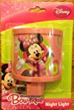Minnie Mouse Bow-tique Night Light