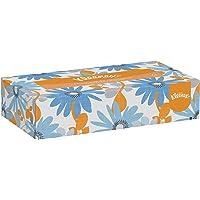Kleenex Facial Tissue Flat Tissue Boxes, 36 Boxes / Case