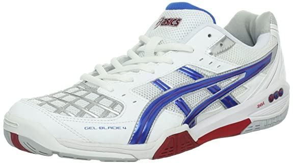 asics men's gel blade 3 m court trainer