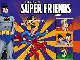 'Super Friends Season 2' from the web at 'http://ecx.images-amazon.com/images/I/81l60b1nIuL._UY200_RI_UY200_.jpg'