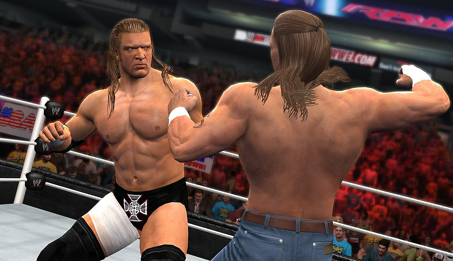 WWE 2K15' DLC season pass revealed: New rivalries, classic arenas and