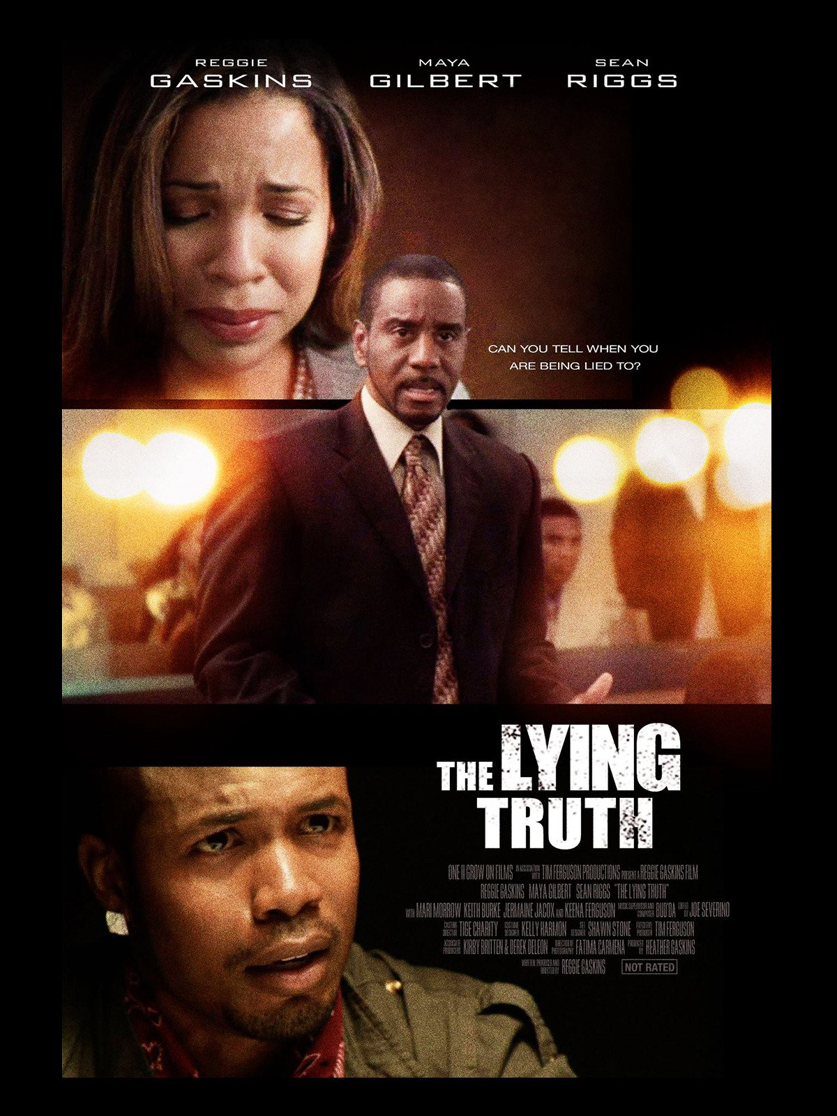 The Lying Truth on Amazon Prime Instant Video UK