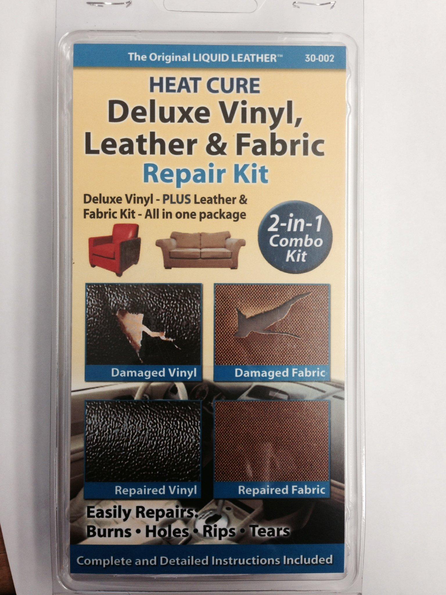 Liquid Leather Pro Leather And Vinyl Repair Kit Ebay