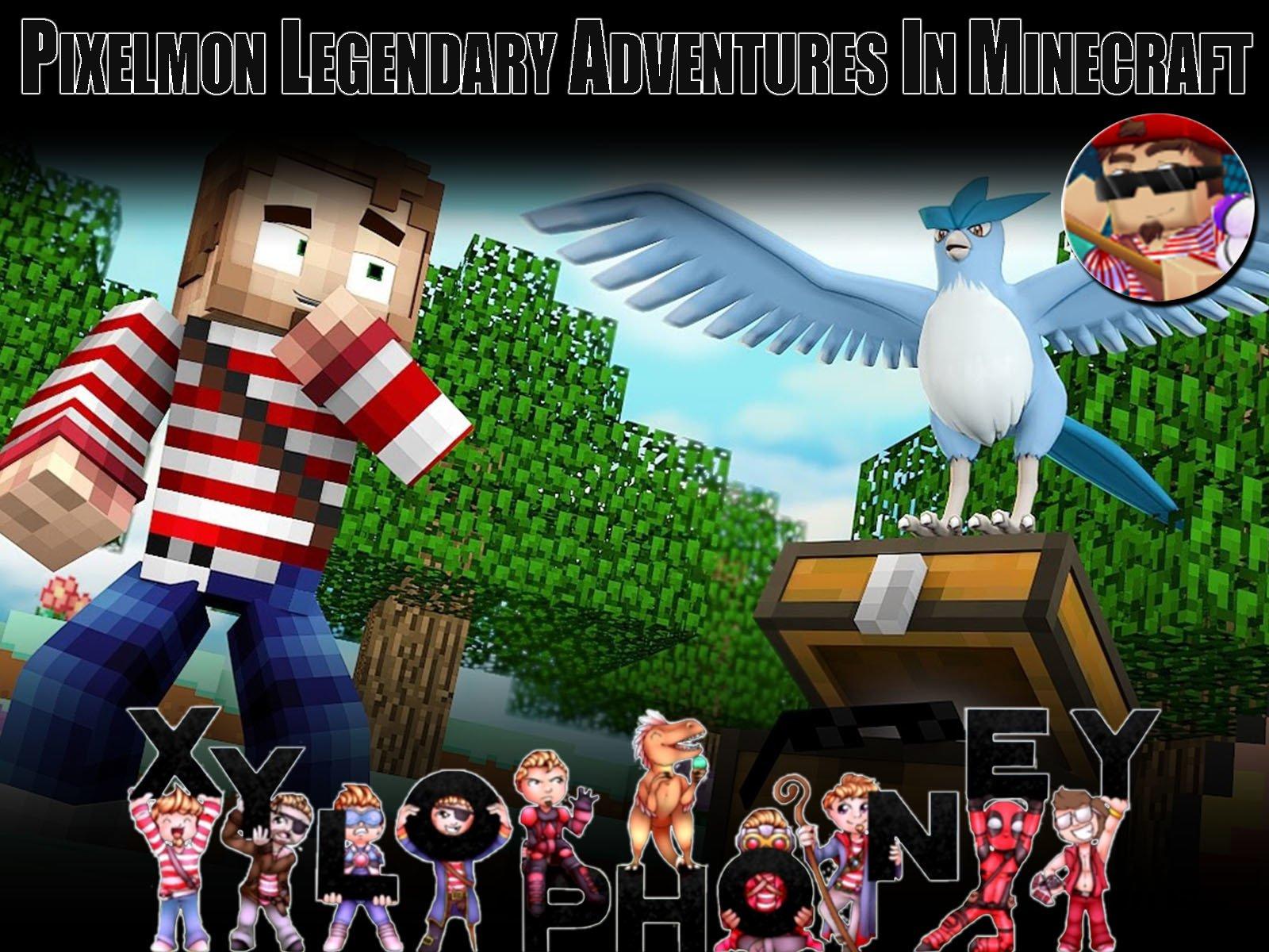 Clip: Xylophoney - Pixelmon Legendary Adventures in Minecraft - Season 1