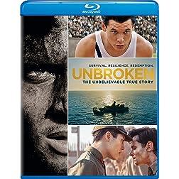 Unbroken [Blu-ray]