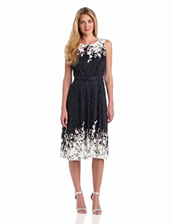 Eva Franco Women's Helena Dress, Eden Nights, 4 at Amazon Women's