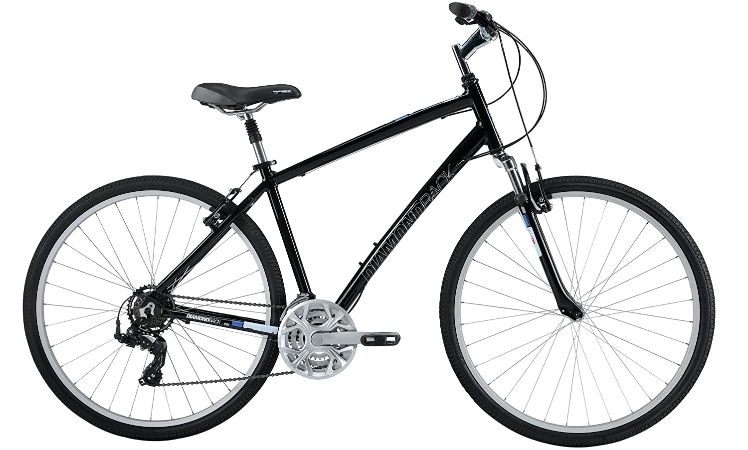Diamondback Edgewood Hybrid Bikes Reviews Amazon com Diamondback