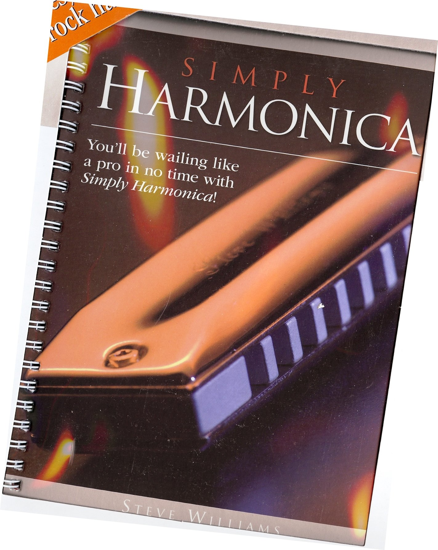 Simply Harmonica, Steve Williams