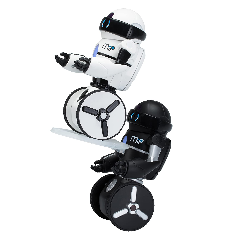 Wowwee MiP Robot (Dancing-Battling-Balancing) Review