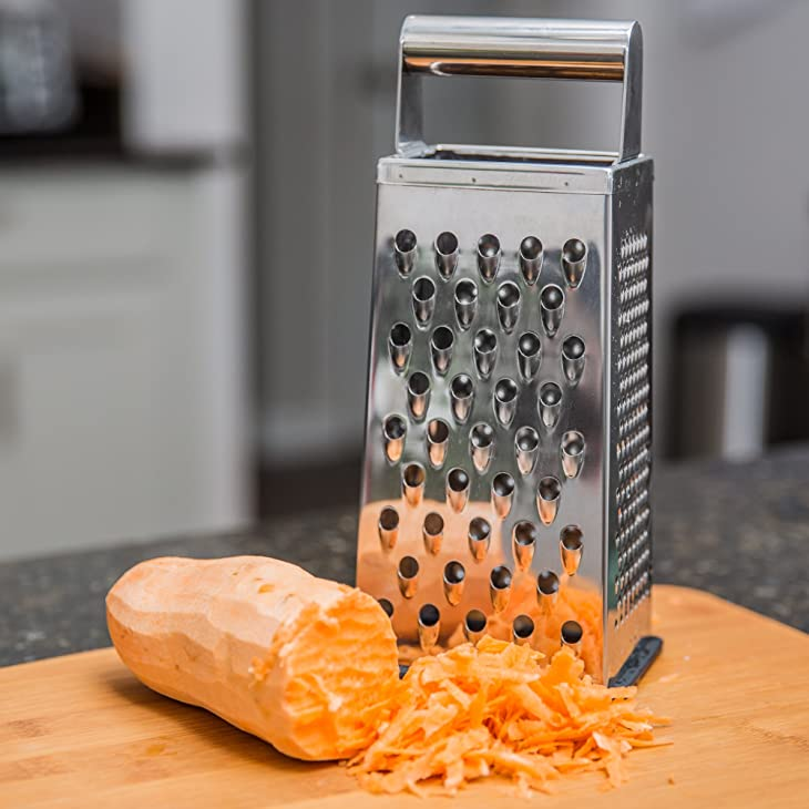 Premium Quality Box Cheese Grater By The Asian Slice