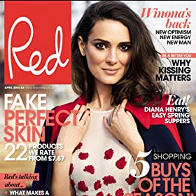 Red magazine UK (Kindle Tablet Edition)