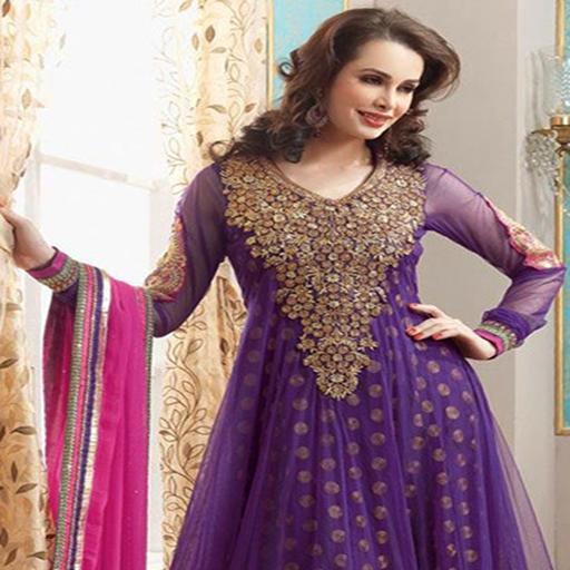 Umbrella Dress Designs For Indian Girls Vol 1