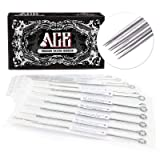 ACE Needles 50 pcs. 7 Single Stack Magnum Shader Pre-made Sterile Tattoo Needles - 7M1