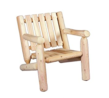 Cedarlooks 0100004 Log Armchair