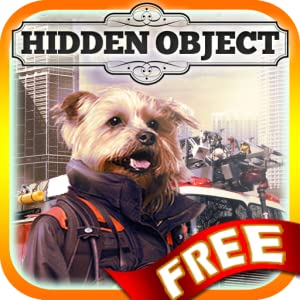 Hidden Object - Working Dogs Free by DifferenceGames LLC