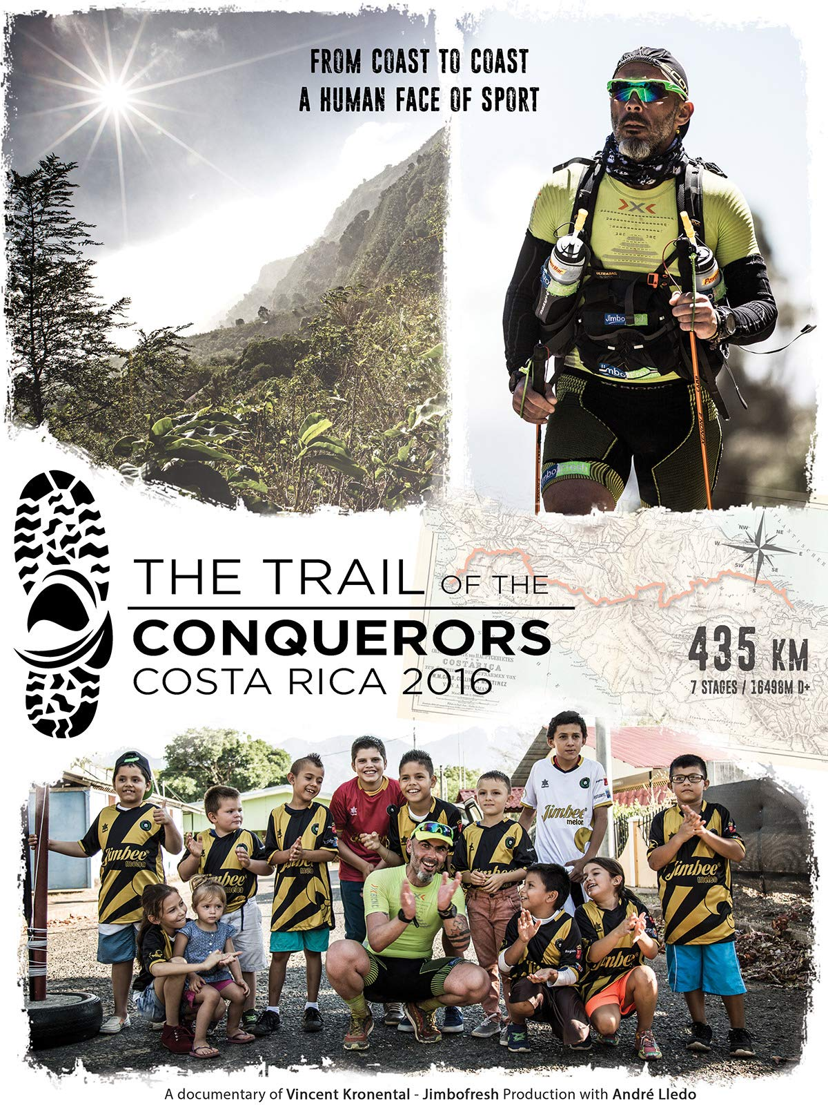 The Trail of the Conquerors on Amazon Prime Instant Video UK