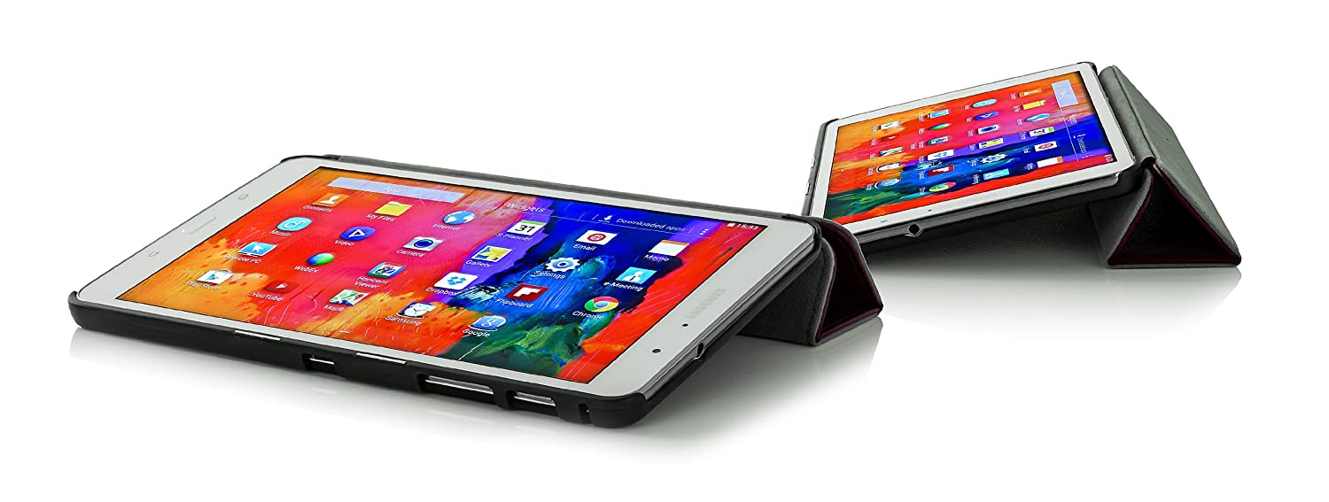Leather-Smart-Folding-Case-Cover-for-Samsung-Galaxy-Tab-PRO-8-4-T320 miniatuur 41