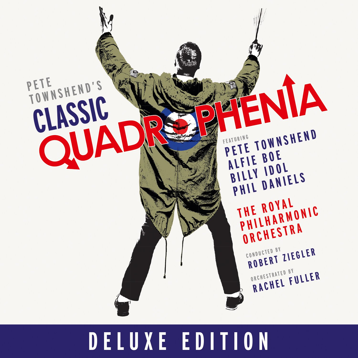 Classic Quadrophenia [CD/DVD Combo][Deluxe Edition] deep purple deep purple stormbringer 35th anniversary edition cd dvd