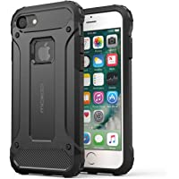 MoKo Advanced Dual Layer Rugged Slim Armor Case for Apple iPhone 7