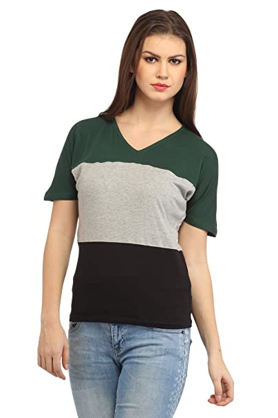 d9be78f341c Cation Women Multicoloured Top available at Amazon for Rs.519