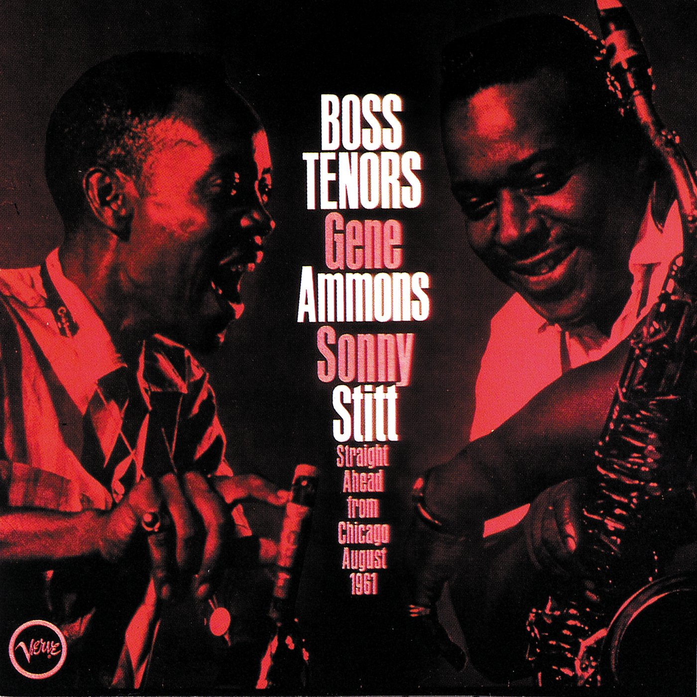 Gene Ammons The Boss Is Back
