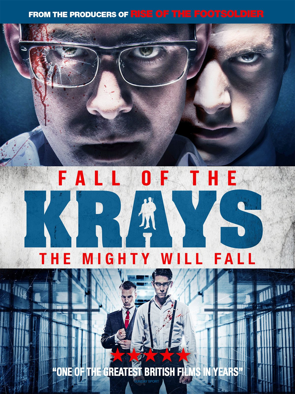 Fall of the Krays on Amazon Prime Instant Video UK