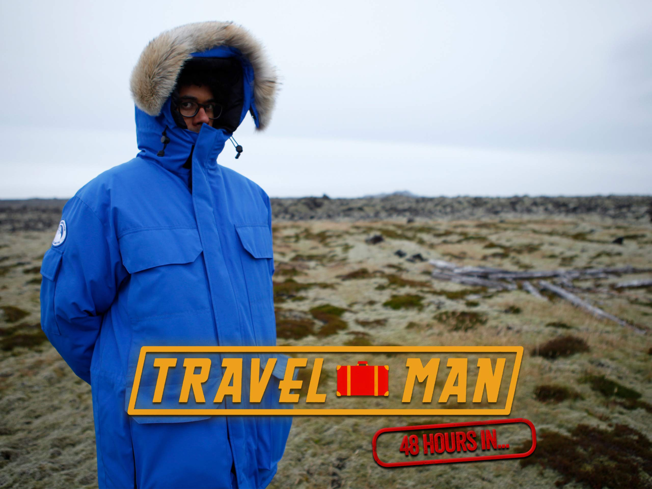 Travel Man: 48 Hours In on Amazon Prime Video UK