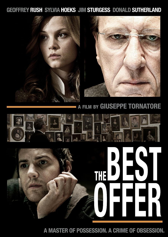 საუკეთესო შემოთავაზება (ქართულად) - The Best Offer / Лучшее предложение (2013)