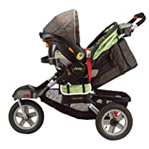 Infant Car Seat with Jeep Liberty Limited Stroller
