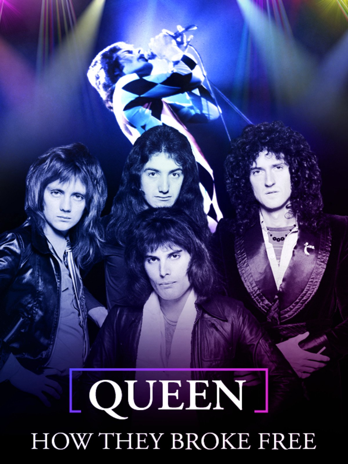 Queen: How They Broke Free on Amazon Prime Video UK