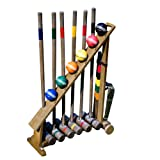 Franklin Sports 53001 Vintage Croquet Set