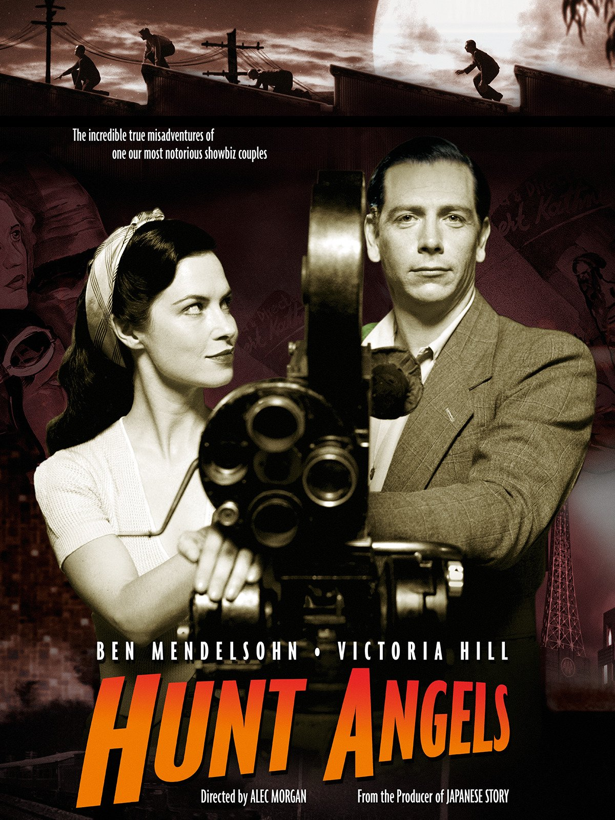 Hunt Angels on Amazon Prime Instant Video UK
