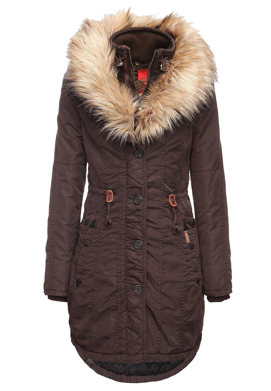 khujo Damen Mantel MONIQUE WITH INNER JACKET 1659CO153J_548 online kaufen