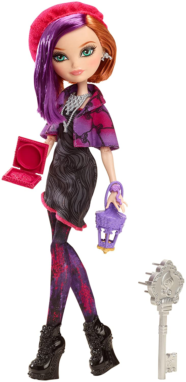 Ever After High Through The Woods Poppy OHair Doll